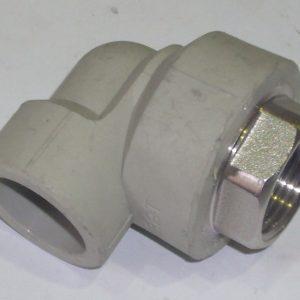 FIRAT углы 90° комбинированный, внутренняя резьба, PPR, PN25