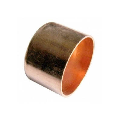 IBP Заглушка-колпак, медь, соединение под пайку, артикул 5301