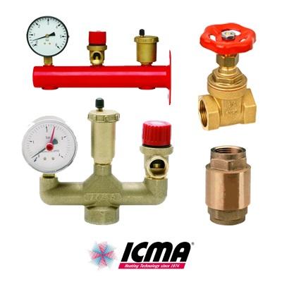 Продукция ICMA
