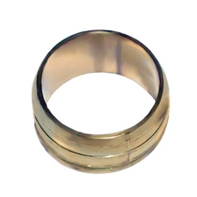 NTM Кольцо обжимное, латунь, артикул 215H