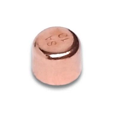 SANHA Заглушка-колпак, медь, соединение под пайку, артикул 5301