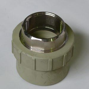FIRAT муфты комбинированные, внутренняя резьба, PPR, PN25